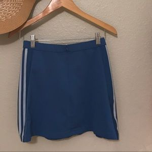 adidas Skirts - 🌹VINTAGE '02 ADIDAS🌹 zipper skirt